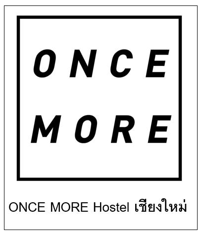ONCE MORE Hostel เชียงใหม่