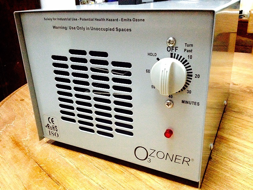 OZONER- 007