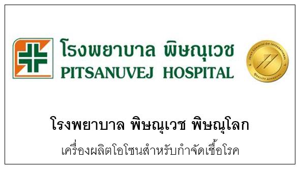 โรงพยาบาล พิษณุเวช พิษณุโลก